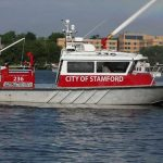 City of Stamford's New Fireboat