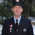 Stamford Firefighter William O'Connell Receives 2013 Ray Downey Courage and Valor Award