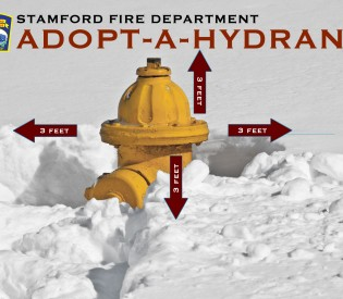 "The SFD Launches ""Adopt-A-Hydrant"" Snow Clearing Program"