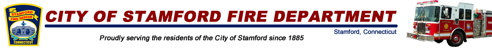 Stamford Fire & Rescue Department