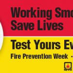 Stamford Fire Department Reminds City Residents: Working Smoke Alarms Save Lives!
