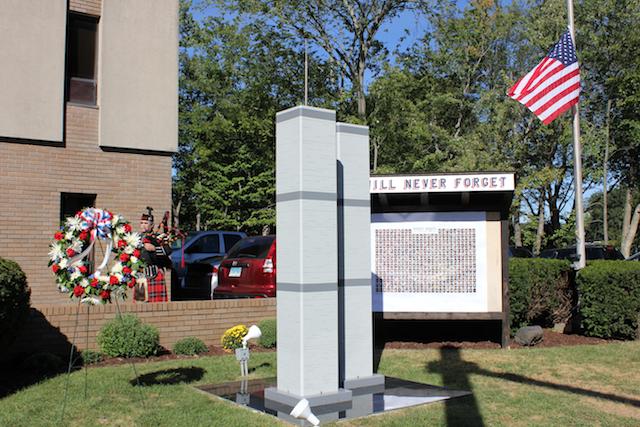 Stamford 9/11 Memorial