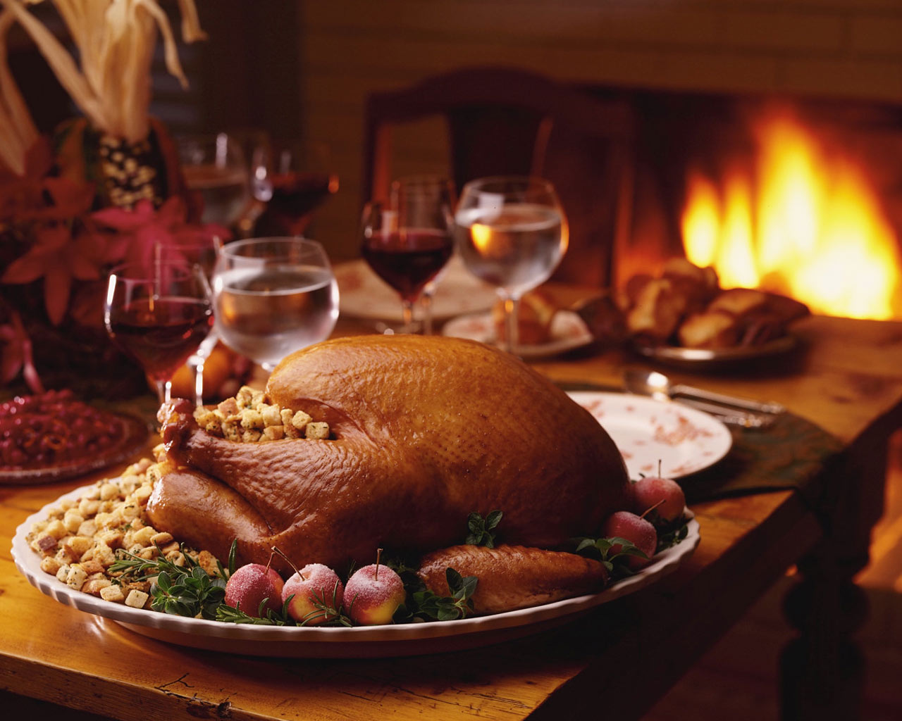 Turkey-meal