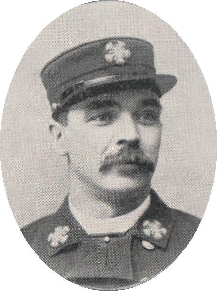 Chief George Bowman Portrait 2