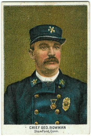 Chief George Bowman
