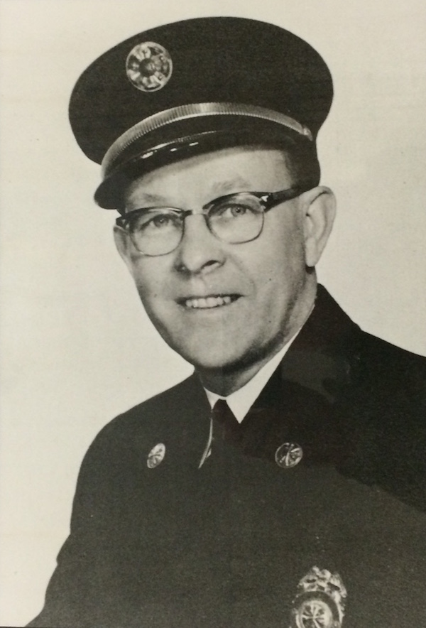 Chief Richardson