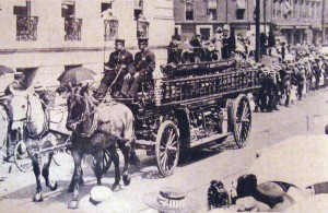 1912 South End Hook & Ladder