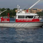 Stamford Fire Department Responds To Boat In Distress