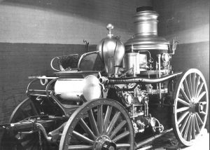 Stamford 1906 Amoskeag Steamer Engine