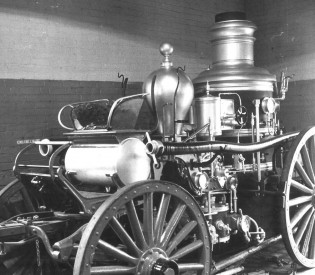 The History of Stamford's Steam Fire Engines