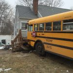 Ten Minor Injuries as Result of Bus Accident