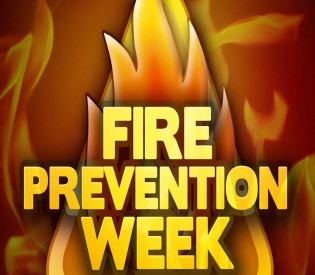 Come Join Us And Celebrate Fire Prevention Week!